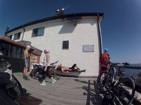 rifugio Fraccaroli monte Carega
