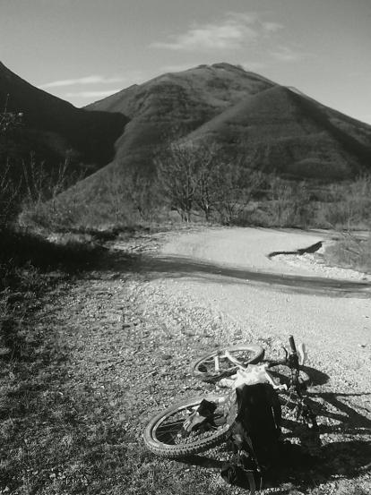 vista su monte Maggio